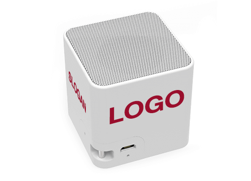 Cube - Lautsprecher Werbeartikel