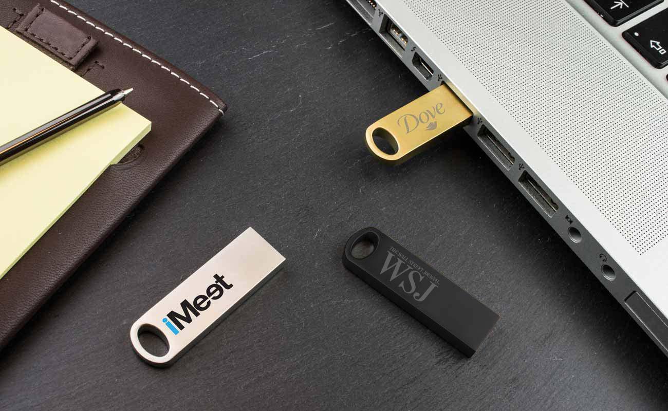 Focus - USB Stick Mit Gravur