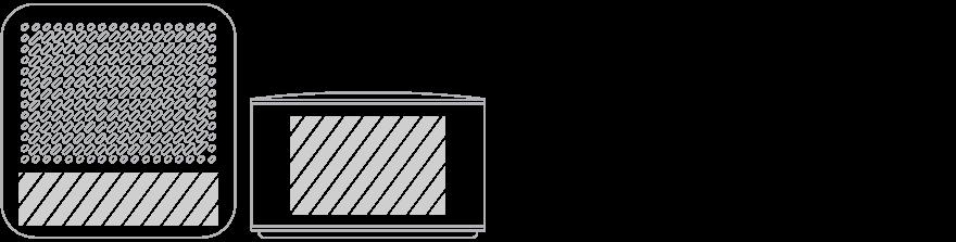 Bluetooth® Lautsprecher Siebdruck