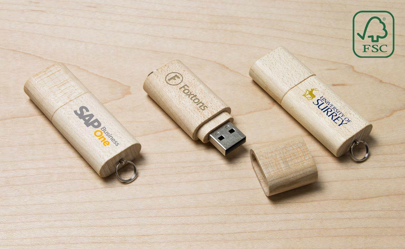 Nature - USB Sticks mit Logo
