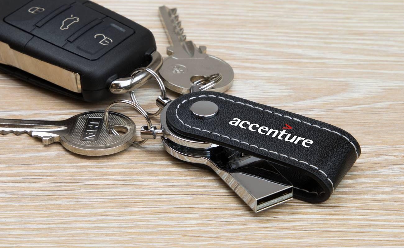 Swift - USB Stick Mit Gravur