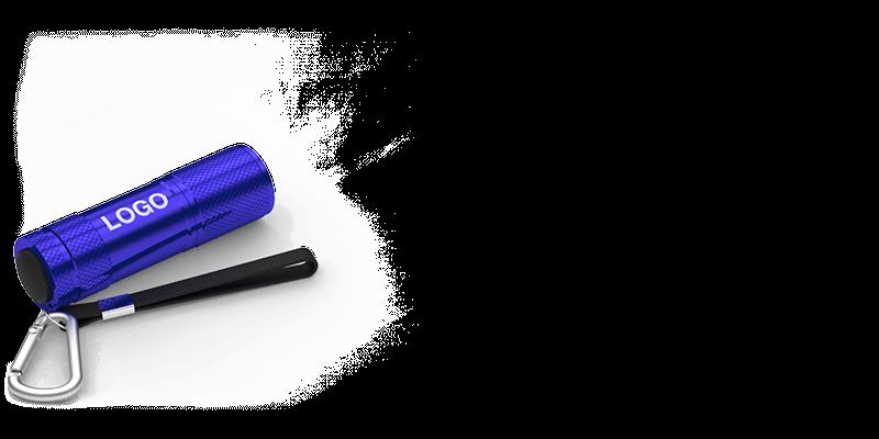 Lumi - Taschenlampe Mit Werbedruck