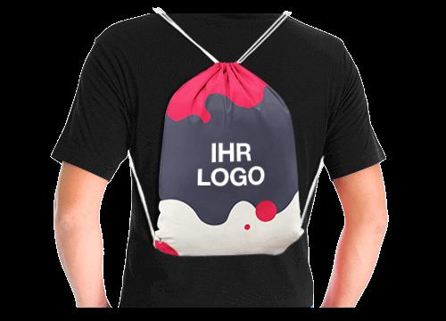 City - Individuell gestaltete Kordelzug-Taschen