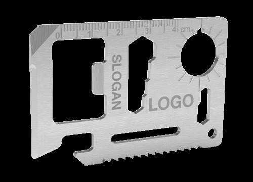 Kit - Kreditkartenwerkzeug Gravur