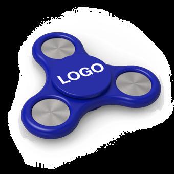 Sport Mini - Fidget Spinner mit Logo