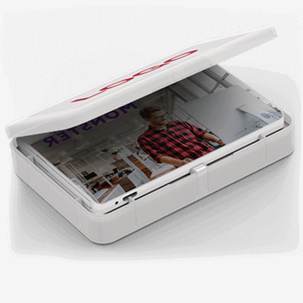 Card - Powerbank Werbegeschenk