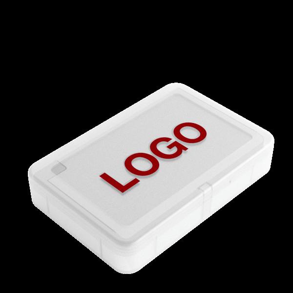 Volt - Mobiles Ladegerät bedruckt
