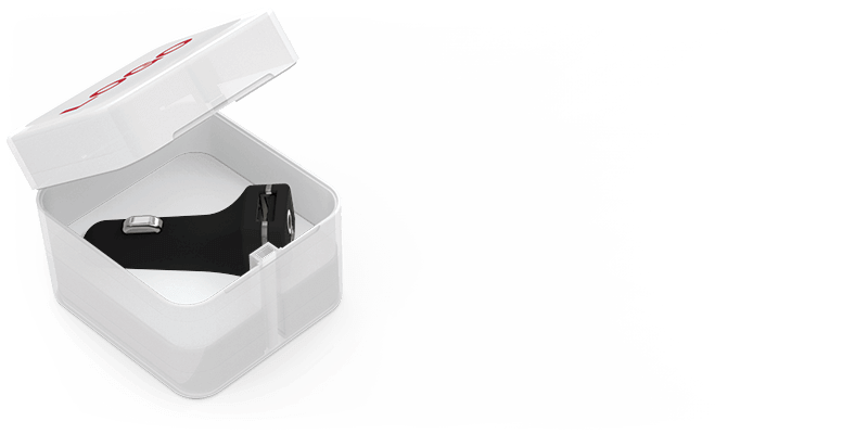 Master - Personalisiertes KFZ Ladegerät