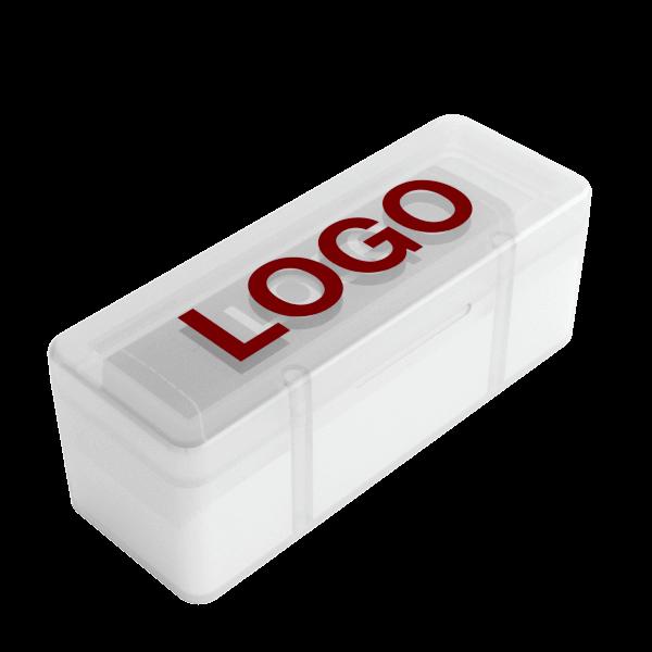 Lux - Mobiles Ladegerät bedruckt