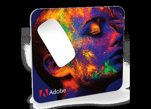 Stage - Personalisiertes Mousepad Kabelloses Ladegerät