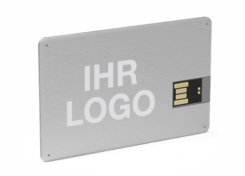 Alloy - USB Scheckkarte