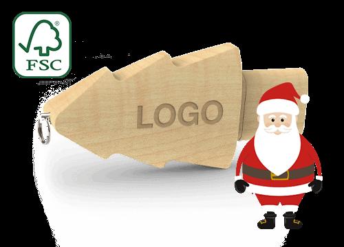 Christmas - USB Stick Geschenk