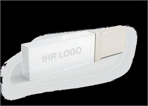 Crystal - USB Stick Werbegeschenk