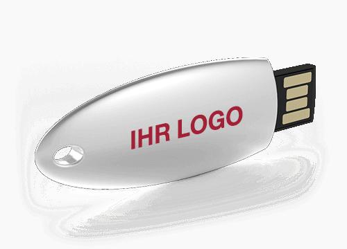Ellipse - USB Stick bedrucken