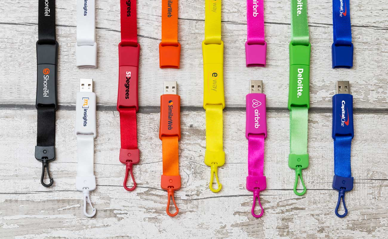 Event - USB Sticks mit Logo
