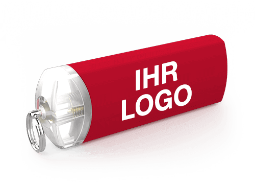 Gyro - USB Stick Logo