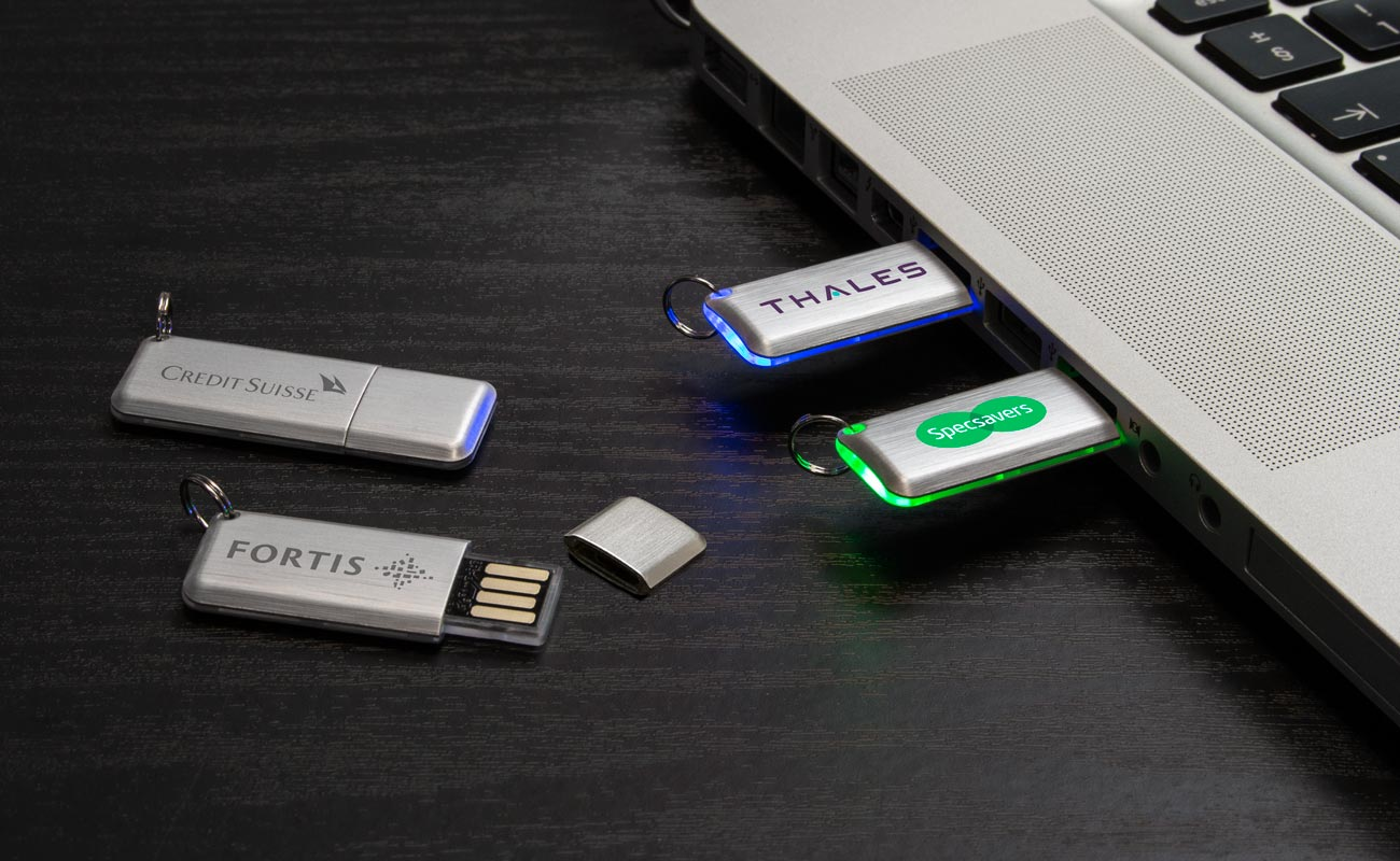 Halo - USB Sticks mit Logo