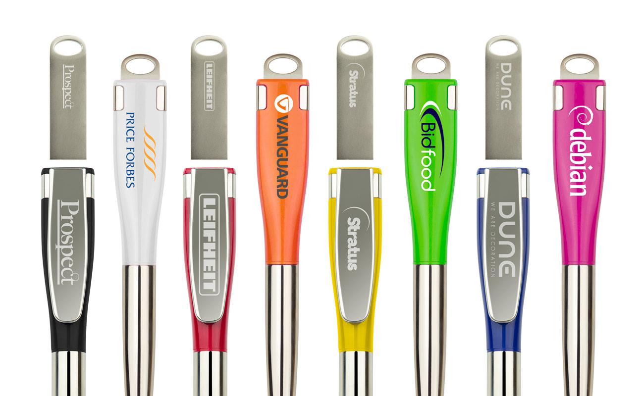 Jot - USB Kugelschreiber mit Logo