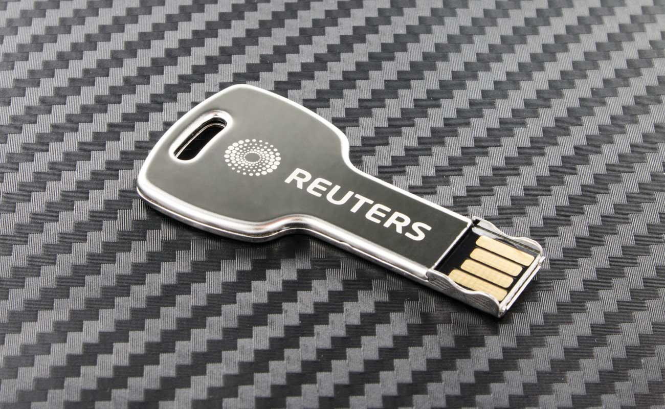 Key - USB Sticks mit Logo