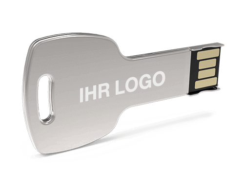 Key - USB Stick bedrucken