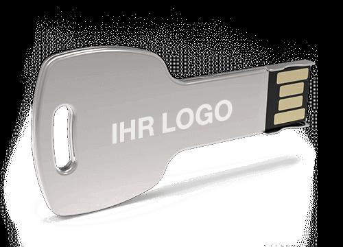 Key - USB Sticks bedrucken