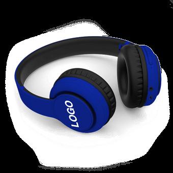 Mambo - Kabelloser Kopfhörer mit Logo