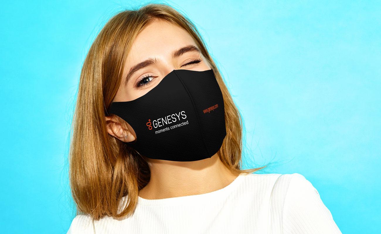 Neo - Schutzmasken Bedrucken
