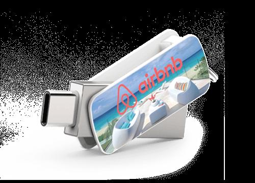 Orbit - USB Stick bedrucken