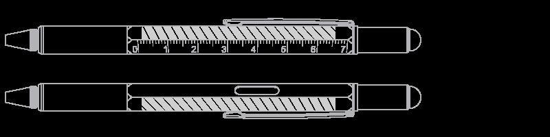 Multi-Werkzeug Siebdruck