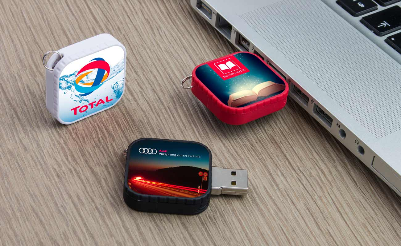 Trix - USB Sticks mit Logo