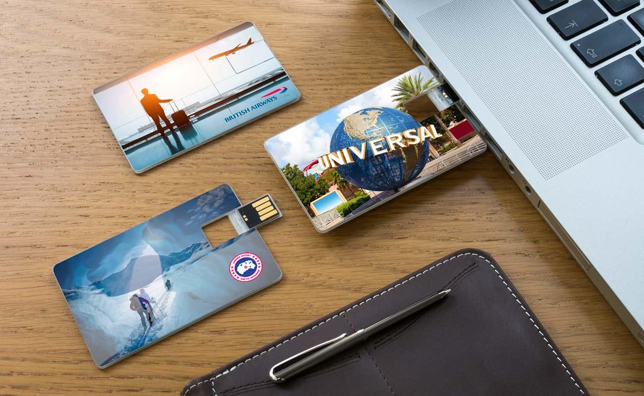 Wafer - USB Stick Scheckkarte