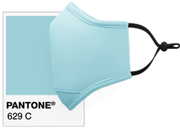 Pantone® Angaben Maske